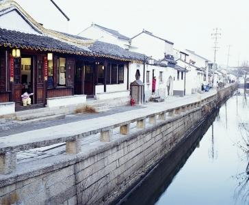 paisajes de Suzhou