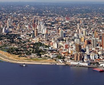 巴拉圭首都亚松森